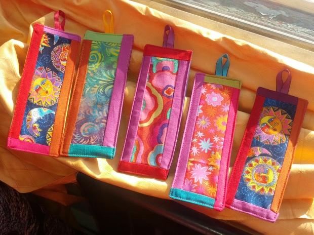 Marque-pages colorés !